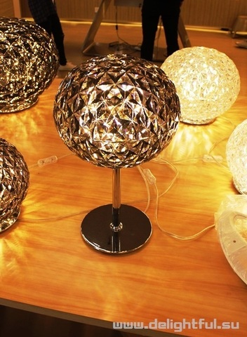 table lamp Kartell Planet 2 table lamp
