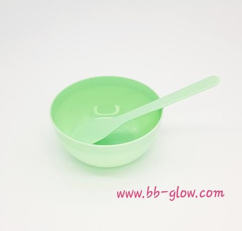 Набор для приготовления масок (цвет зеленый)