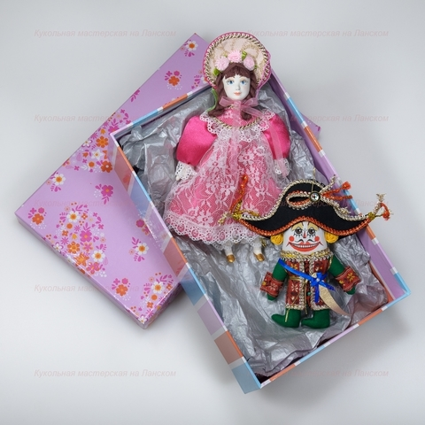 Набор кукол К45