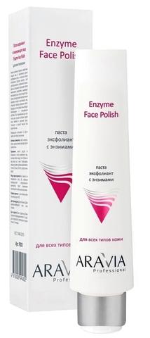 Паста-эксфолиант с энзимами для лица Enzyme Face Polish 100 мл. (Aravia Professional)