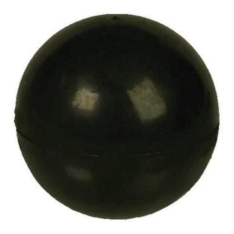 Зооник игрушка мяч цельнорезиновый 8см