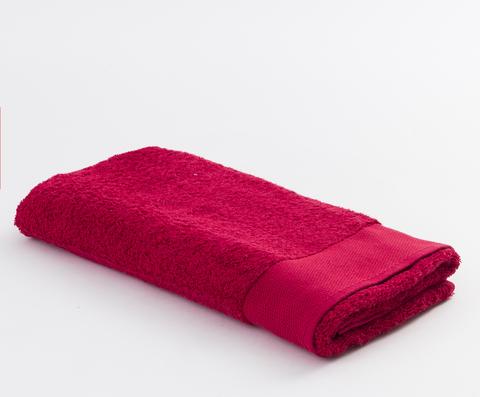 Набор полотенец 3 шт Cassera Casa Helios рубин