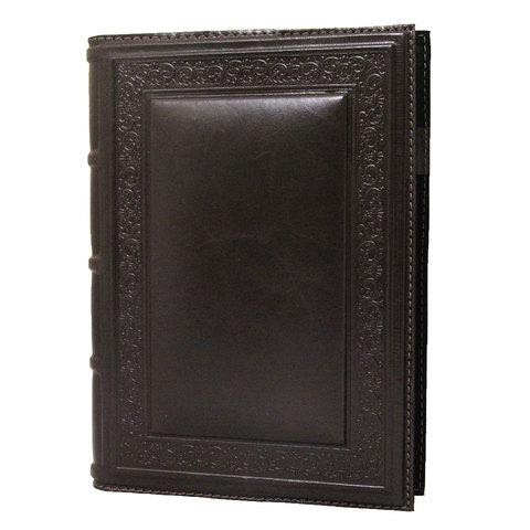Ежедневник кожаный А5 «Классика» А80705