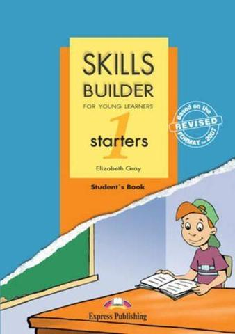 skills builder starters 1 student's book - учебник revised format 2007