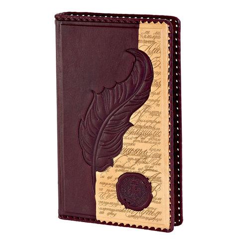 Визитница настольная «Царская печать»