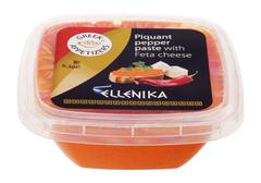 Пикантная паста из перца с сыром фета Ellenika, 130г