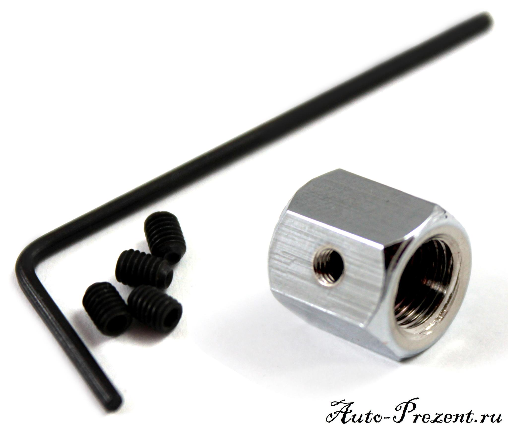 Колпачки на ниппель KIA с защитой от кражи