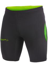 Элитные обтягивающие шорты Craft Elite Run мужские