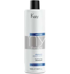 KEZY mytherapy anti-age hyaluronic acid Bodifying shampoo Шампунь для придания густоты истонченным волосам с гиалуроновой кислотой 30 мл.