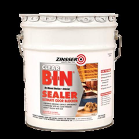 BIN Advanced Synthetic Shellac Sealer Clear силер блокирующий едкие запахи