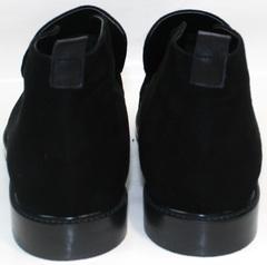 Мужские классические ботинки зимние Richesse R454