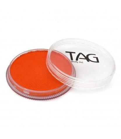 Аквагрим TAG 32гр регулярный оранжевый
