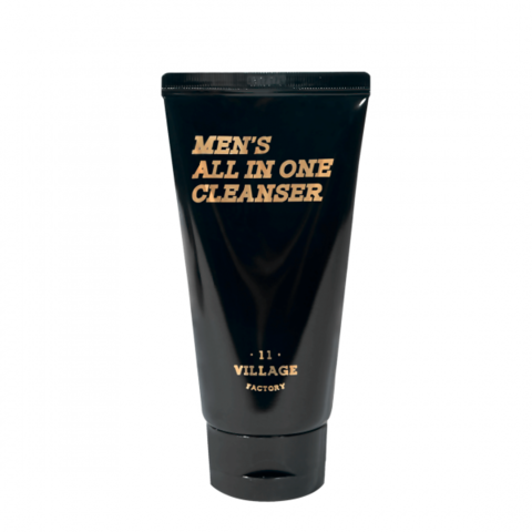 VILLAGE 11 FACTORY Men's All In One Cleanser Мужская пенка для лица