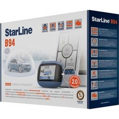 Автомобильная сигнализация StarLine B94 CAN
