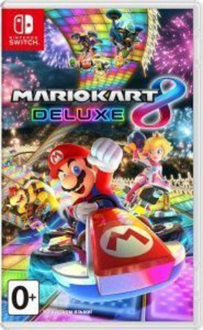 NS: Mario Kart 8 Deluxe (NEW) (русская версия)