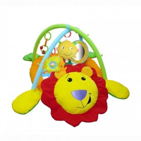 Развивающий коврик Biba Toys ЛЕВ BP668