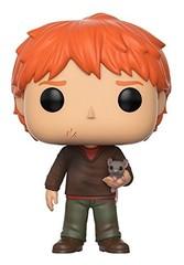 POP Harry Potter: HP - Ron Weasley w/ Scabbers