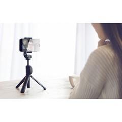 Монопод для селфи Xiaomi Mi Bluetooth Selfie Stick Tripod Черный