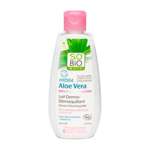 Очищающее молочко для чувствительной кожи