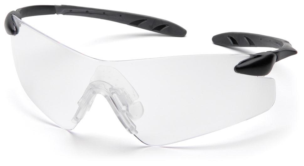 Очки баллистические стрелковые Pyramex Rotator SB7810S прозрачные 96%