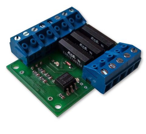 Релейный модуль МР-1.3 4 группы