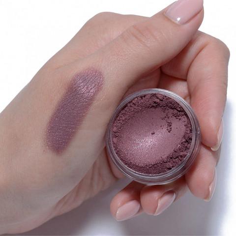 Тени шиммерные ES514 Фиолетовый | Kristall Minerals
