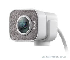 LOGITECH STREAMCAM White [960-001297]