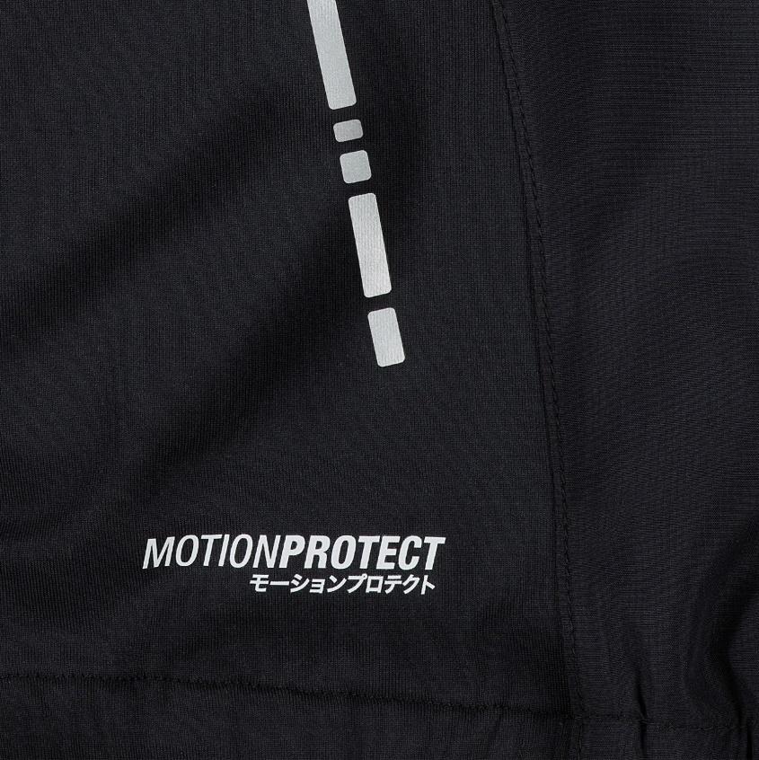 Мужская ветровка асикс Woven Jacket black (110411 0904) фото