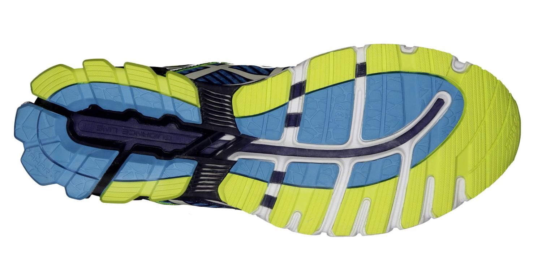 Мужская беговая обувь Asics Gel-Kinsei 6 (T642N 4201) фото