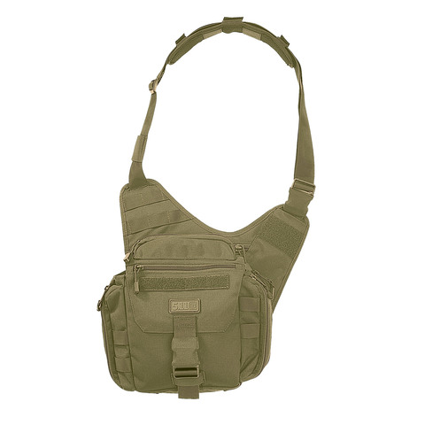Push Pack Olive Drab