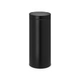 Мусорный бак Touch Bin New (30 л), Черный матовый, арт. 115301 - превью 1