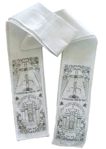 Завязки церковные для рук и ног