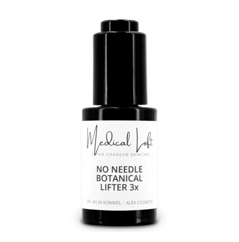 Сыворотка с лифтинг-эффектом - Alex No Needle Botanical Lifter 3x 30ml