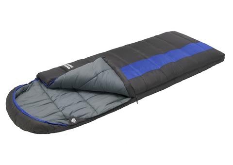 Спальник туристический зимний TREK PLANET Warmer Comfort, с левой молнией