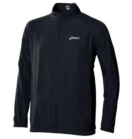 Ветровка мужская Asics Woven Jacket black