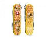 Нож Victorinox Classic Honey Bee (0.6223.L1702)