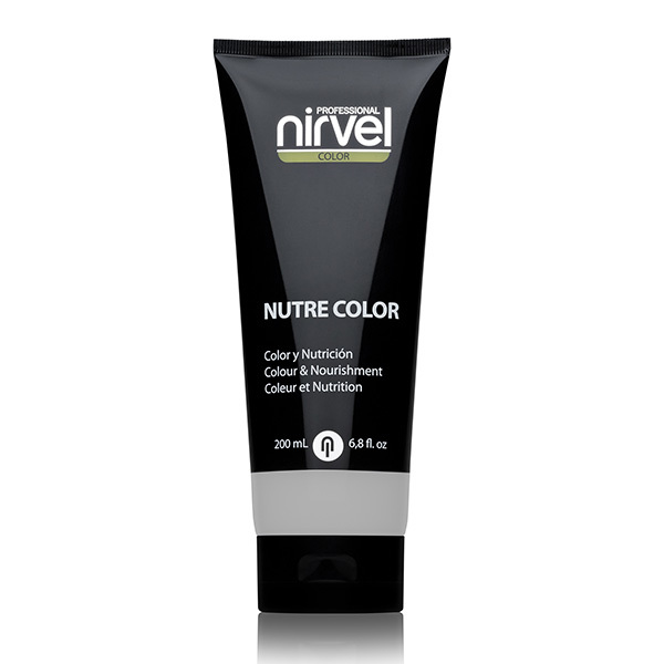Гель-маска питательная Прозрачная Nirvel Nutre Color White 200мл