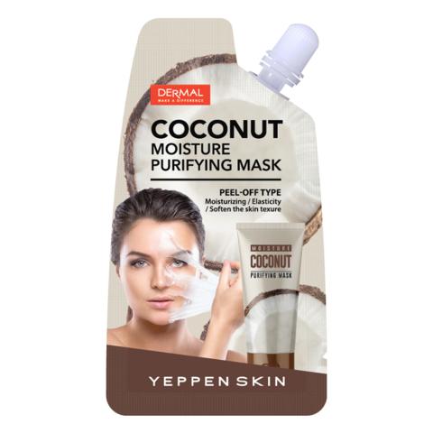 Yeppen Skin Увлажняющая маска для лица с кокосовым маслом 20г