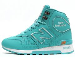 Кроссовки Женские New Balance 1300 МЕХ Turquoise