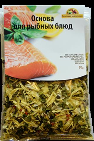 Основа для рыбных блюд 'Здоровая еда'