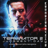 Soundtrack / Brad Fiedel: Terminator 2 - Judgment Day (CD)