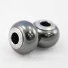 5890 Бусина Сваровски BeCharmed Pearl Crystal Black 14х10 мм