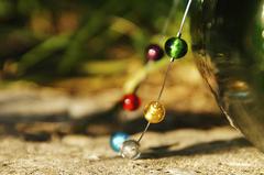 Ожерелье Estate короткое серебристое