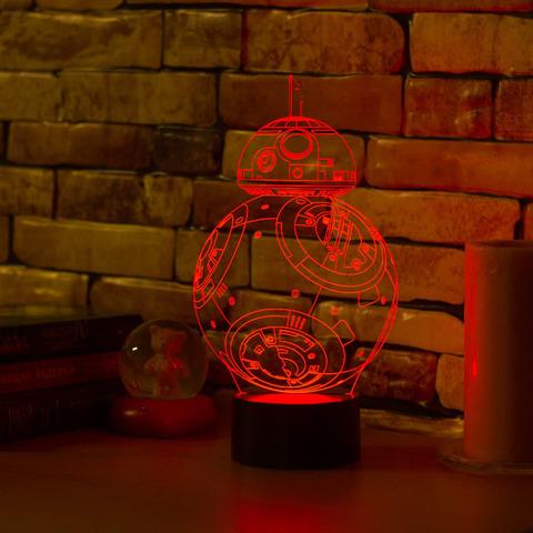 Art-Lamps Робот BB-8