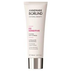 Ночной укрепляющий крем для чувствительной кожи ZZ Sensitive, Annemarie Borlind