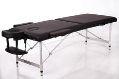 Массажный стол RESTPRO ALU 2 (L) Black