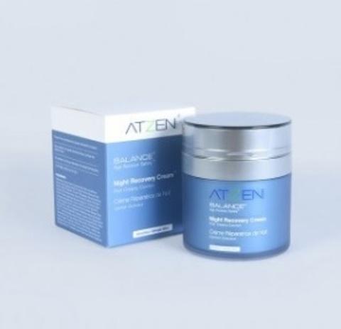 *Ночной крем регенерирующий (ATZEN/BALANCE/50мл/A19005)