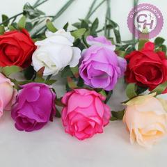 Роза одиночная на стебельке, 50 см.