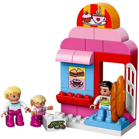 LEGO Duplo: Кафе 10587