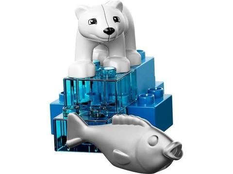 LEGO Duplo: Мой первый зоопарк 6136